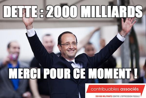 Hollande-dette